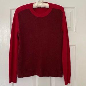 79758fb9dda Marni Sweaters | Cashmere Brown Puff Crepe Style Sweater | Poshmark